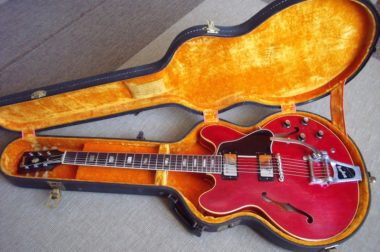 Vintage Gibson Guitars